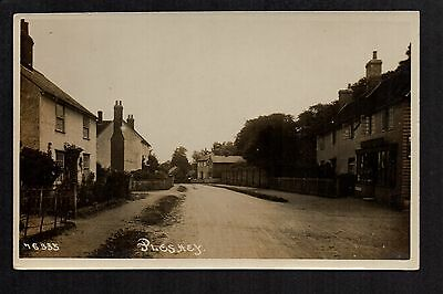 £14 • Buy Pleshey, Village Scene - North West Of Chelmsford - Real Photographic Postcard