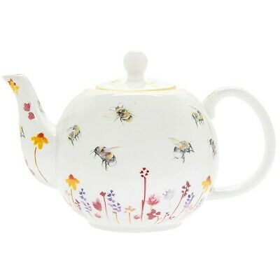 Lesser & Pavey Fine China Busy Bee Countryside Teapot LP94260  Boxed  • 16.95£