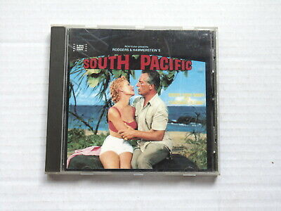 CD SOUTH PACIFIC - ORIGINAL SOUNDTRACK RECORDING Rodgers & Hammerstein RCA • 2£