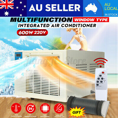 AU285.99 • Buy Air Conditioner Window Wall Box Heater Portable Refrigerated Cooler Caravan AU
