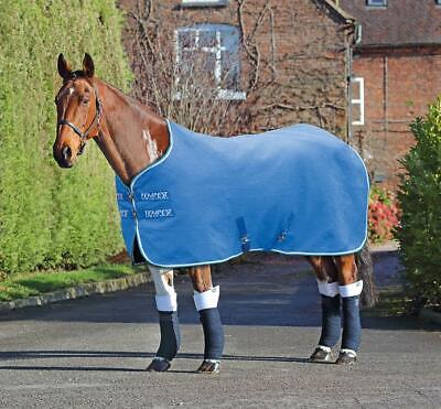 Shires Tempest Horse/Pony Original Waffle Rug In Royal • 35.99£