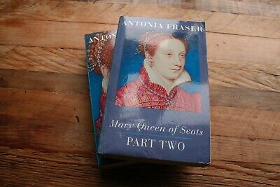 Mary Queen Of Scots By Antonia Fraser, Parts One And Two, History, Britain, Book • 9.20£