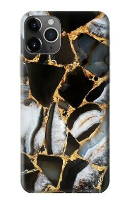 $ CDN21.78 • Buy S3419 Gold Marble Graphic Print Case For IPHONE Samsung Smartphone ETC