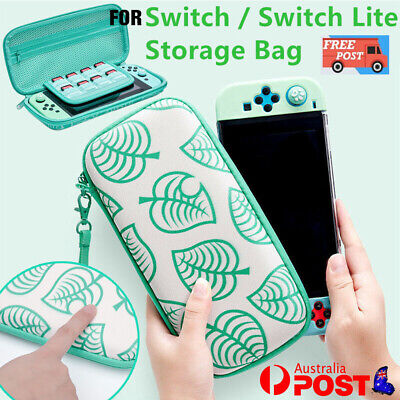 AU17.99 • Buy Carrying Case Bag Console Card Storage For Nintendo Switch /Lite