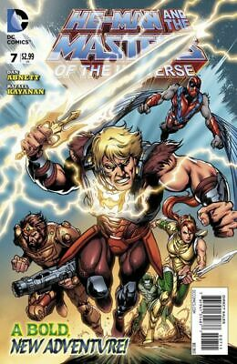 $5.63 • Buy He-Man And The Masters Of The Universe (2013) #   7 (9.0-VFNM)