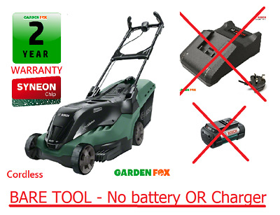 BARE TOOL - Bosch Advanced ROTAK 36-750 Cordless MOWER 06008B9705 4059952526911 • 449.97£