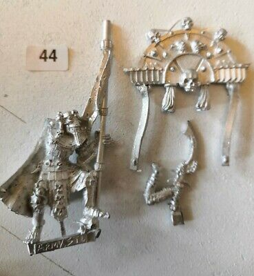 Warhammer Fantasy Tomb Kings Army Standard Bearer Limited Edition Metal Rare OOP • 30£