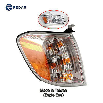$55.17 • Buy Signal Light Lamp Fit 05 06 07 Sequoia/05 06 Tundra Double Cab Passenger Right
