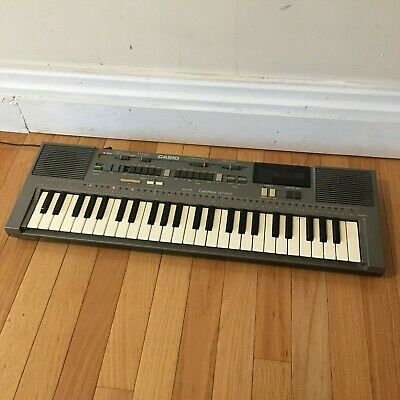 $125 • Buy Vintage 70's 80's Casio Casiotone MT-820 ROM Pack Keyboard Piano