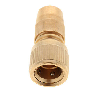 Connector For Garden Water Hose Expandable Repair  Accessories • 5.08£