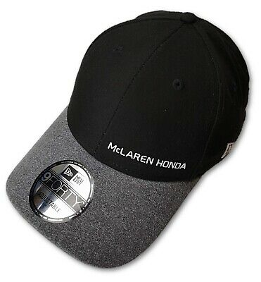 CAP Team Members Formula One 1 McLaren Honda New Era 9Forty F1 NEW! Adult Black • 9.89£