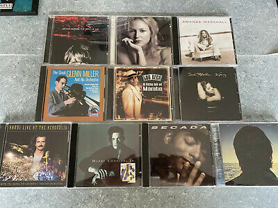 $ CDN29.75 • Buy Great Lot Of 10 Country CDs - Harry Connick Jr. - Bryan Adams - CD Ships Fast
