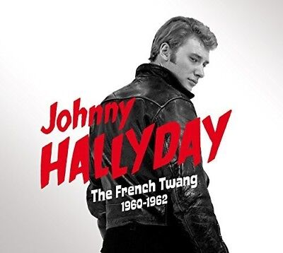 AU20.20 • Buy Johnny Hallyday - French Twang 1960-1962 [New CD] Boxed Set, Deluxe Ed, Rmst, Wi