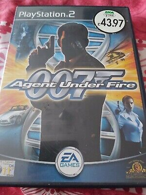 James Bond 007 Agent Under Fire - PS2 Playstation 2 • 2.99£