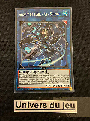 $ CDN12.32 • Buy Yu-Gi-Oh! Assaut De L'air - As - Shizuku DASA-FR028