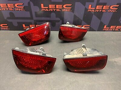 $74.98 • Buy 2013 Chevrolet Camaro Ss 1le Oem Tail Lights