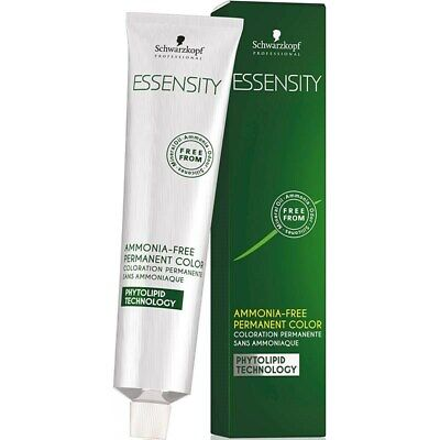 Schwarzkopf ESSENSITY Hair Colour Permanent Colour Cream 60ml Ammonia Free • 7.99£