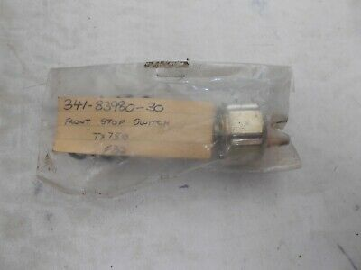 AU49.95 • Buy Genuine Yamaha Parts Stop Switch Rd250 Rd350 Tx500 Tx650 Tx750 Xs500 Xs650 Rd400