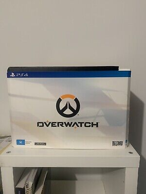 AU180 • Buy LIKE NEW Overwatch PS4 Collectors Edition. CODES USED/HAS BEEN OPENED.