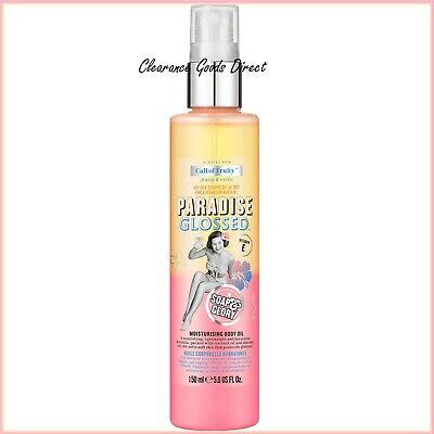 Soap And & Glory Call Of Fruity Paradise Glossed Body Oil 150ml • 10.95£