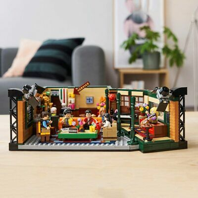 $67.16 • Buy Lego Friends Central Perk Cafe Ideas 25th Anniversary Set #21319