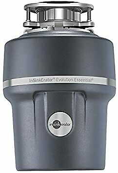 $294 • Buy InSinkErator Garbage Disposal + Air Switch + Cord Evolution Essential XTR 3/4 HP