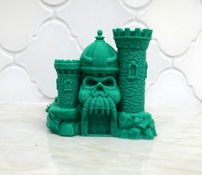 $13.99 • Buy 3  Grayskull Castle From Masters Of The Universe Eternia - FREE SHIPPING!