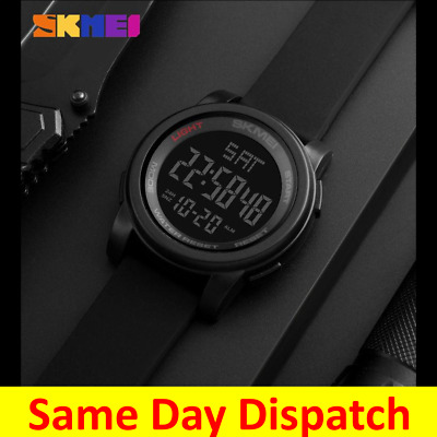 AU19.95 • Buy Waterproof SKMEI Digital Sports Mens Watch Water Resist Alarm Military 1257