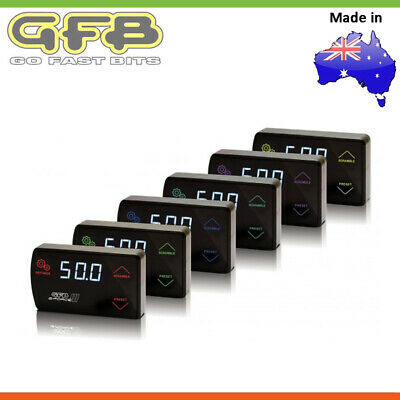 AU419 • Buy GFB G-Force III Electronic Boost Controller For FORD AUS LASER 1.8 I TX3 Turbo