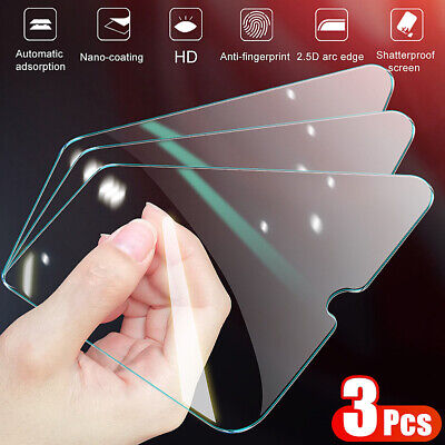 AU3.29 • Buy For Xiaomi Redmi Note 9S 8T 8 Pro 8A Mi 9T Tempered Glass Screen Protector Cover