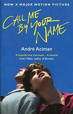 AU13.57 • Buy Call Me By Your Name By Andre Aciman