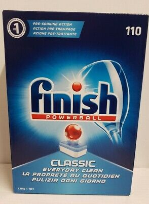Finish Powerball Tablets 110s  • 11.99£