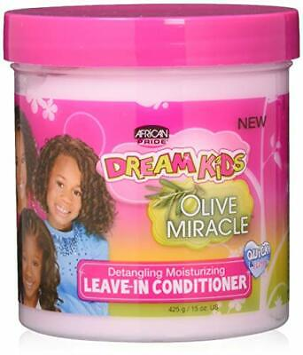 £12.11 • Buy African Pride Dream Kids Moisturizing Detangling Afro Hair Care Styling Products