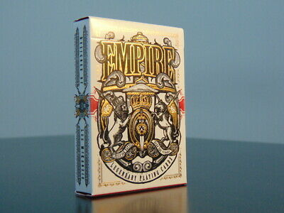 $ CDN89 • Buy Empire Playing Cards (Limited) By Lee Mckenzie (Kings & Crooks)