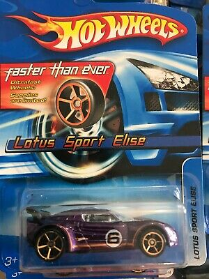 $ CDN4.61 • Buy Hot Wheels Faster Than Ever Lotus Sport Elise