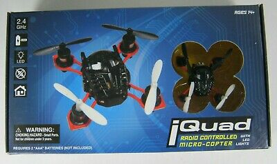 £22.66 • Buy IQuad Radio Controlled Micro Copter Drone