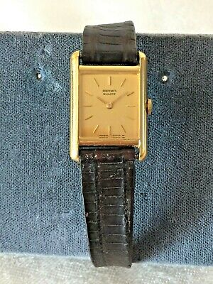$ CDN33.98 • Buy  Vintage SEIKO 1400-5039 Gold Tone Women's Quartz Watch  - Needs New Battery