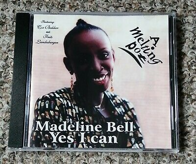 Madeline Bell – Yes I Can: A Melting Pot CD • 11.99£
