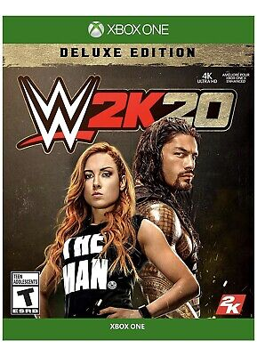 $ CDN49.99 • Buy WWE 2K20 Deluxe Edition Limited Xbox One NEW Wrestling