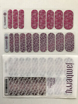 AU9.99 • Buy Jamberry Nail Wraps Lot