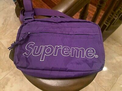 $ CDN380.11 • Buy Supreme Shoulder Bag Purple FW18