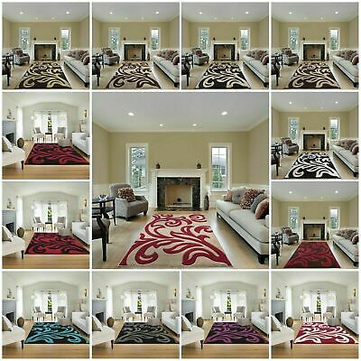 New Florence Large Rugs For Living Room Mat Rug Runner Modern Bedroom Carpets  • 69.99£