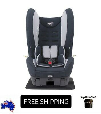 AU165.95 • Buy BabyLove Vantage II Convertible Baby Car Seat (Black) Babylove Free Shipping! AU