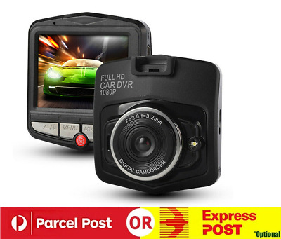 AU24.74 • Buy Mini 1080P HD LCD Car Dash Camera Video DVR Cam Recorder Night Vision + G-sensor