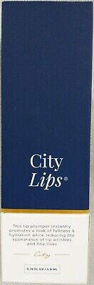 $44.95 • Buy  City Lips Lip Plumping Treatment Clear NIB Sealed .16oz