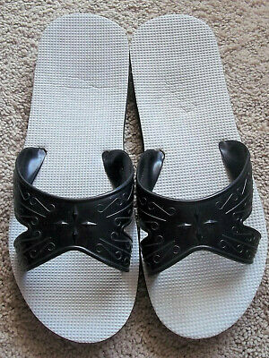 $19.99 • Buy Authentic Bob Barker Prison Sandals Shower Shoe Middlesex County Jail New Jersey