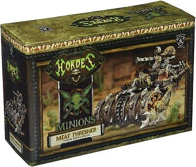 $52 • Buy Hordes: Minions Meat Thresher Farrow Battle Engine PIP 75055 New In Box!