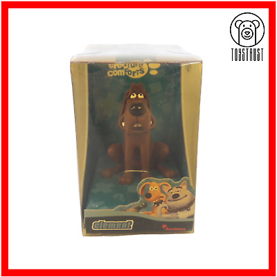 Clement The  BloodHound Figure Creature Comforts Collectable Boxed By Aardman • 14.99£