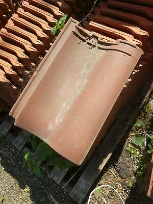 £6 • Buy Marley Eternit Lincoln Clay Roof Pantiles Rustic Red X 6 Tiles