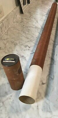 $14.99 • Buy Vintage Used Garcia Conolon Cardboard Rod Tube -  No Rod